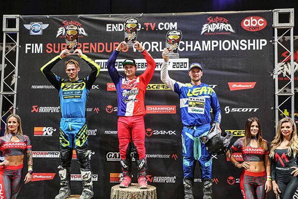 podium Europe